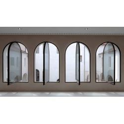 Cortenové okná s izolačným...