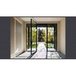 Ocelové dvere s izolačným...