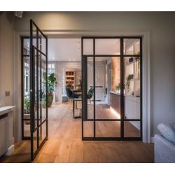 Interiérové oceľové dvere...