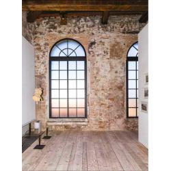 Oceľové továrné okno s...