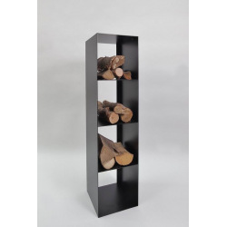 Industriálny celokovový zásobník na drevo Winta 2