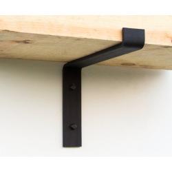 Industriálny držiak na nástenné police Top 20cm