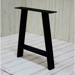 Oceľové nohy k jedálenskému stolu typ A14