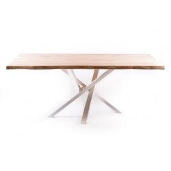 Centrálna oceľová podnož k jedálenskému stolu typ X 20
