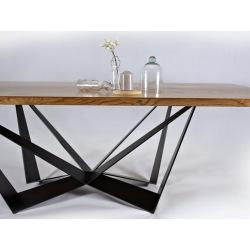 Centrálna oceľová podnož k jedálenskému stolu typ 24
